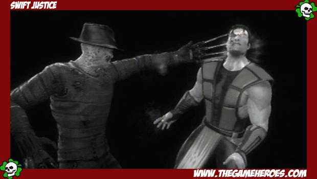 Freddy slaps Sub-Zero